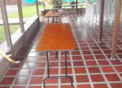 Venta mesa plegable para eventos y fiestas