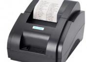 2 impresoras térmica pos tickets 58mm