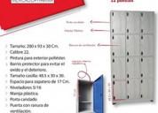 Locker metalico 12 puestos