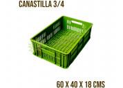 Canastilla - creaplastic sas