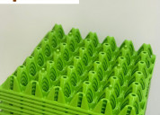 Cubeta de huevo - creaplastic sas
