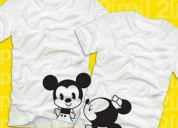 promoción 02 camisas pérsonalizadas envío grati