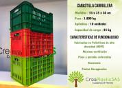 Canastilla carrullera -  creaplastic sas