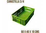 Canastilla plástica - creaplastic sas