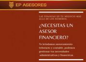 Ep asesores financieros y tributarios
