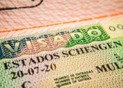 Asesoría y trámite de visas