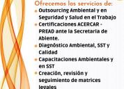Consultoria hseq (sst, ambiental y calidad)