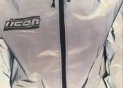 Chaqueta de protección para motociclistas iicon