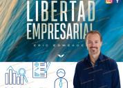 Curso las claves de la libertad empresarial