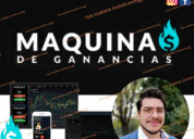 Curso maquinas de ganancias de trading schoo