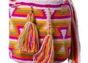 Aprenda a tejer el hilo wayuu