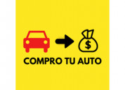 Compro vehiculo contado 2008 al 2014 ver listado