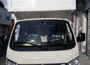 Fabricacion de furgon para  minitruck tm 1.6