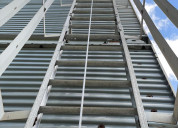 Escaleras industriales de colombia