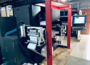 Vendo impresora digital jetrion 4830