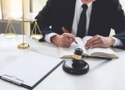 Abogado litigante, magister en derecho de las tic